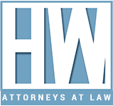 Heimanson & Wolf | A boutique personal injury law firm in Los Angeles, Southern California Logo
